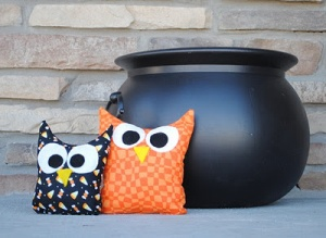 Cute owl decoration how to