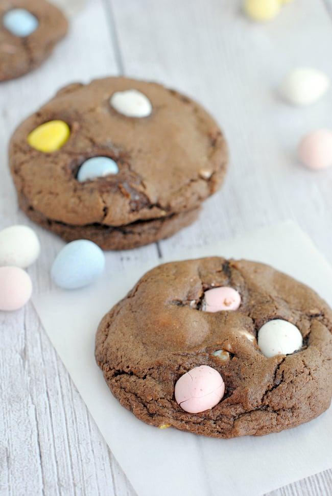 Cadburyminieggcookies