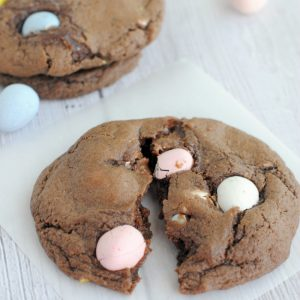 Amazing Cadbury Mini Egg Cookies