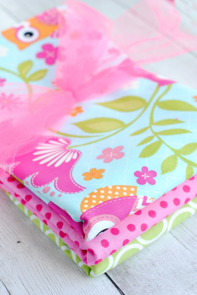 Baby Burp Cloth Gift Idea