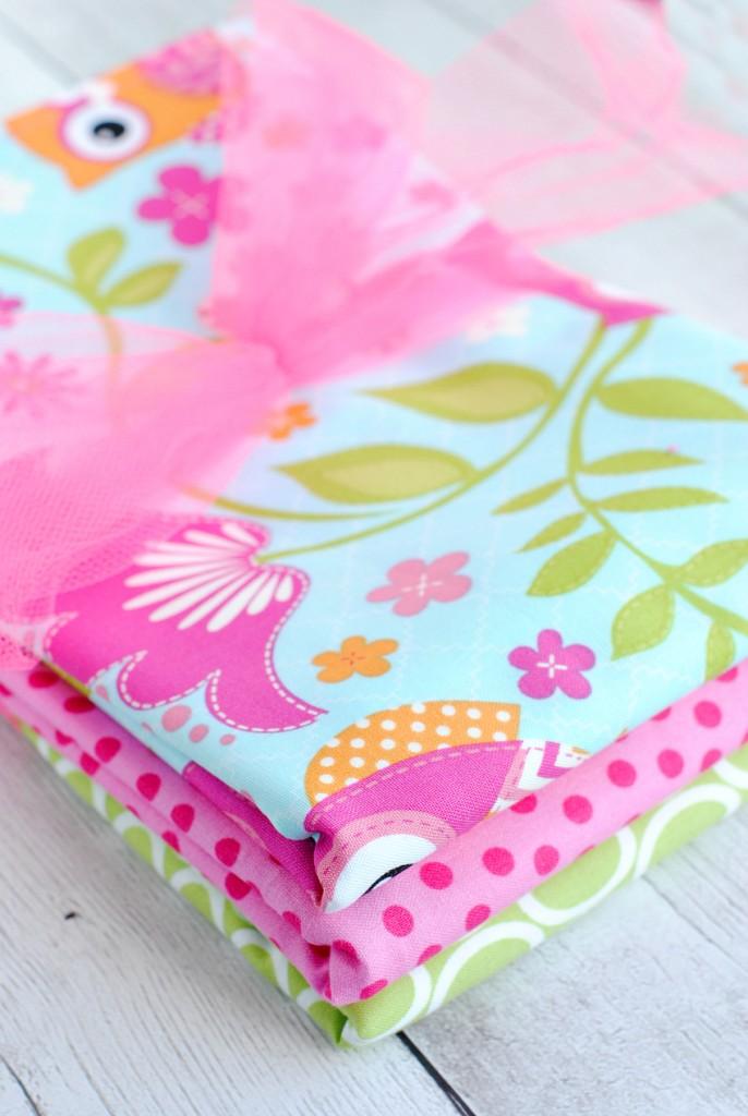 Baby Burp Cloth Gift Idea