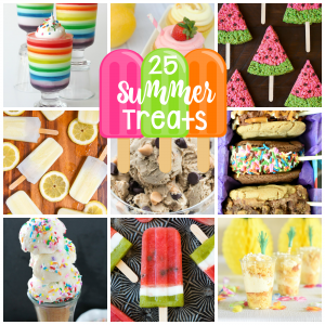 25 Fun Summer Desserts & Treats
