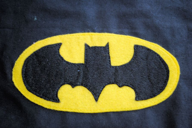 Batman Cape Pattern