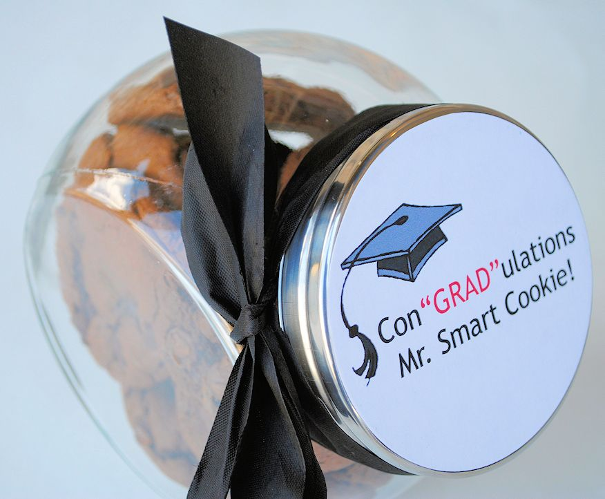 Smart Cookie Graduation Printable