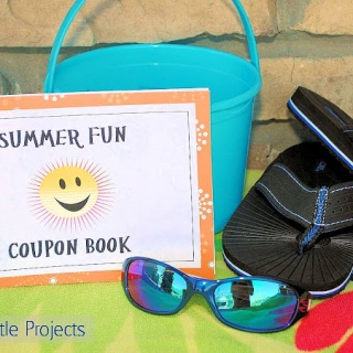 Summer Fun Coupon Book