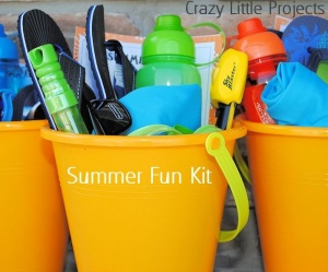 Summer fun ideas for kids