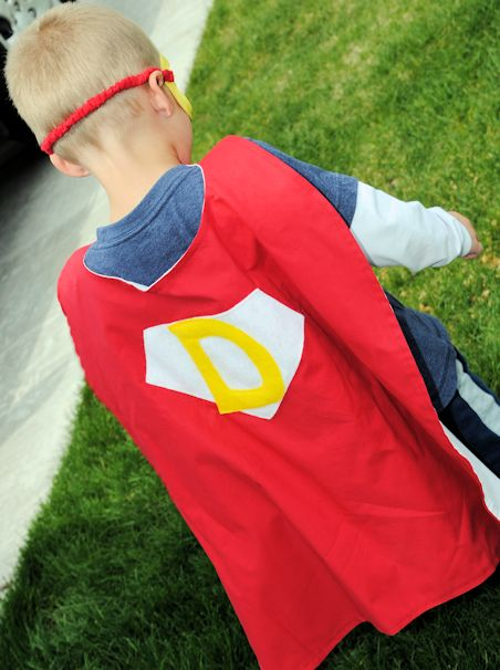 Free kids cape pattern