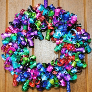 Birthday Wreath Tutorial