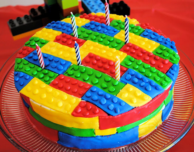 Lego Birthday Party Ideas by Crazy Little Projects