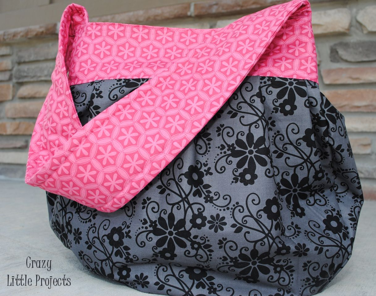 Sling Bag Tutorial by Amber of Crazy Little Projects - Happiness ...