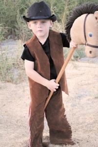 Sew a Cowboy Costume for Kids