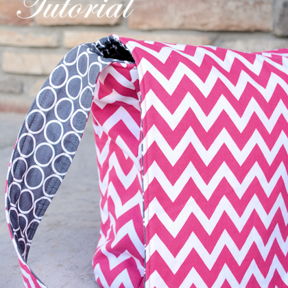 Messenger Bag Pattern & Tutorial