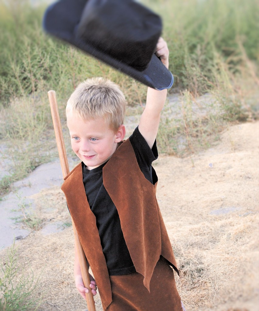 Kid's Cowboy Costume