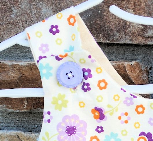 Baby girl dress pattern and tutorial