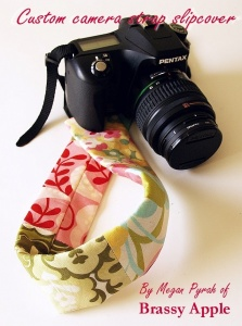 Make a camera strap