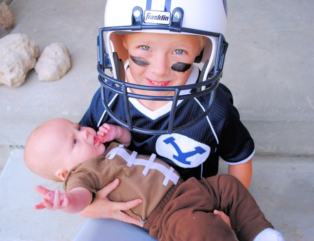 Football Halloween Costume