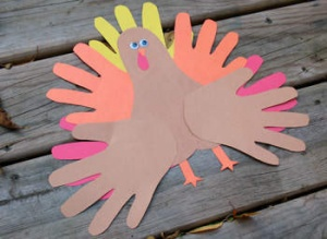 Hand Turkeys