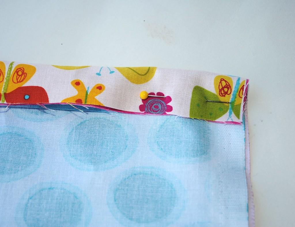 Easy skirt pattern for baby or little girls