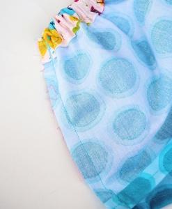 Easy free pattern for baby skirt