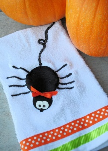 Spider Halloween Decoration pattern