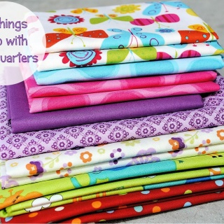 25 things to do with Fat Quarters