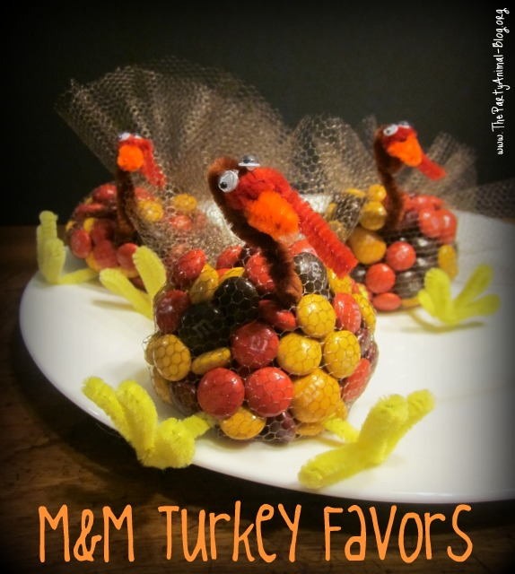 And really, if you have a little girl you should make her this turkey ...