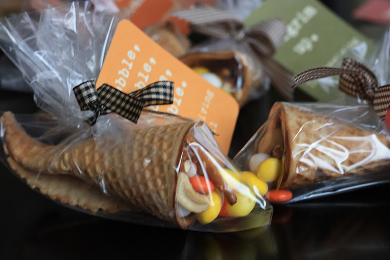 Thanksgiving Table Decorations for Kids