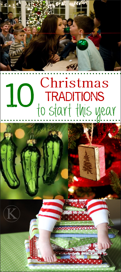 fun christmas traditions for you and your family