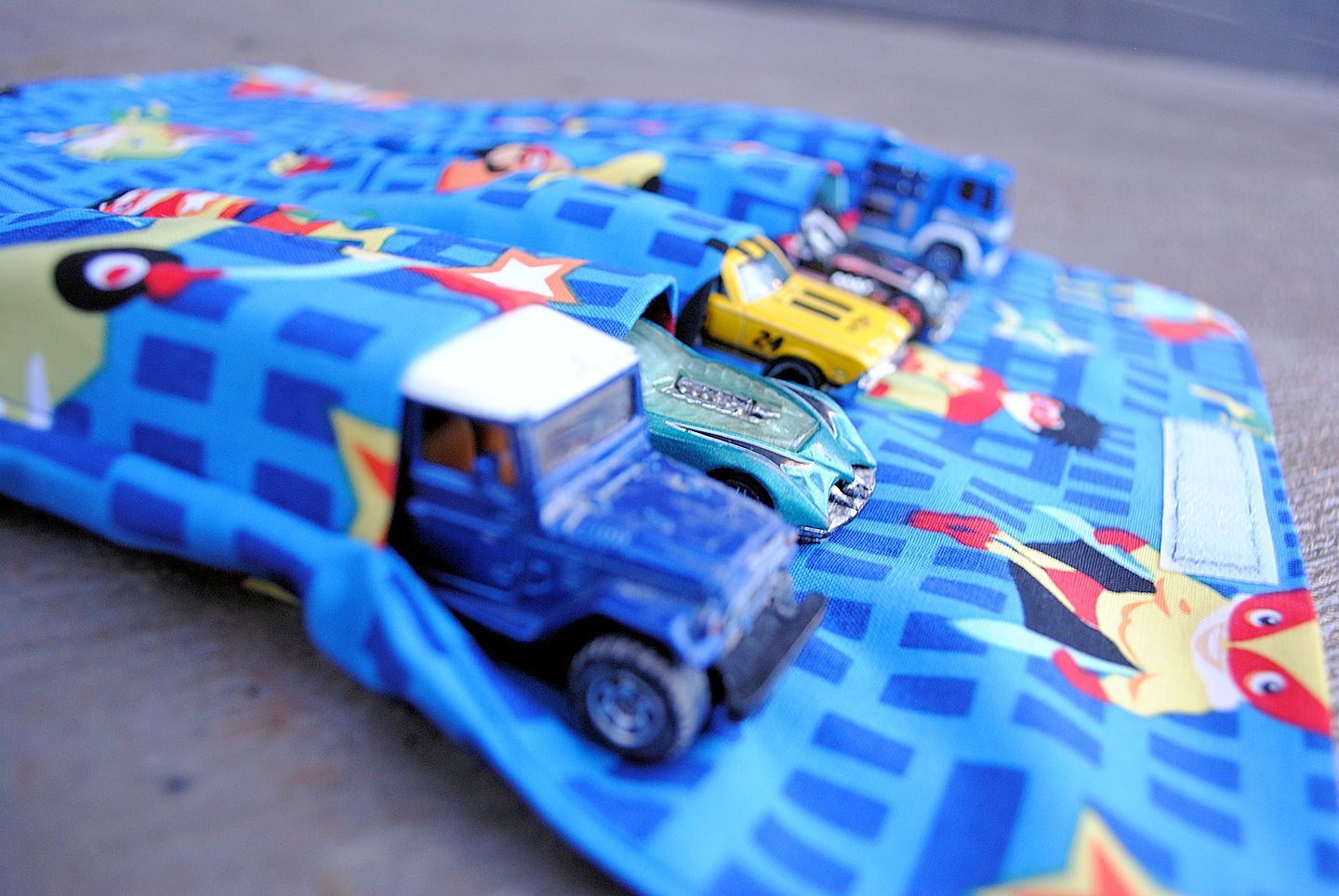 Toy Car Holder Tutorial : Kids car carrier tutorial crazy little projects