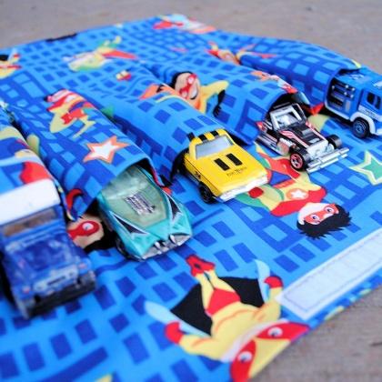 Kids Car Carrier Tutorial