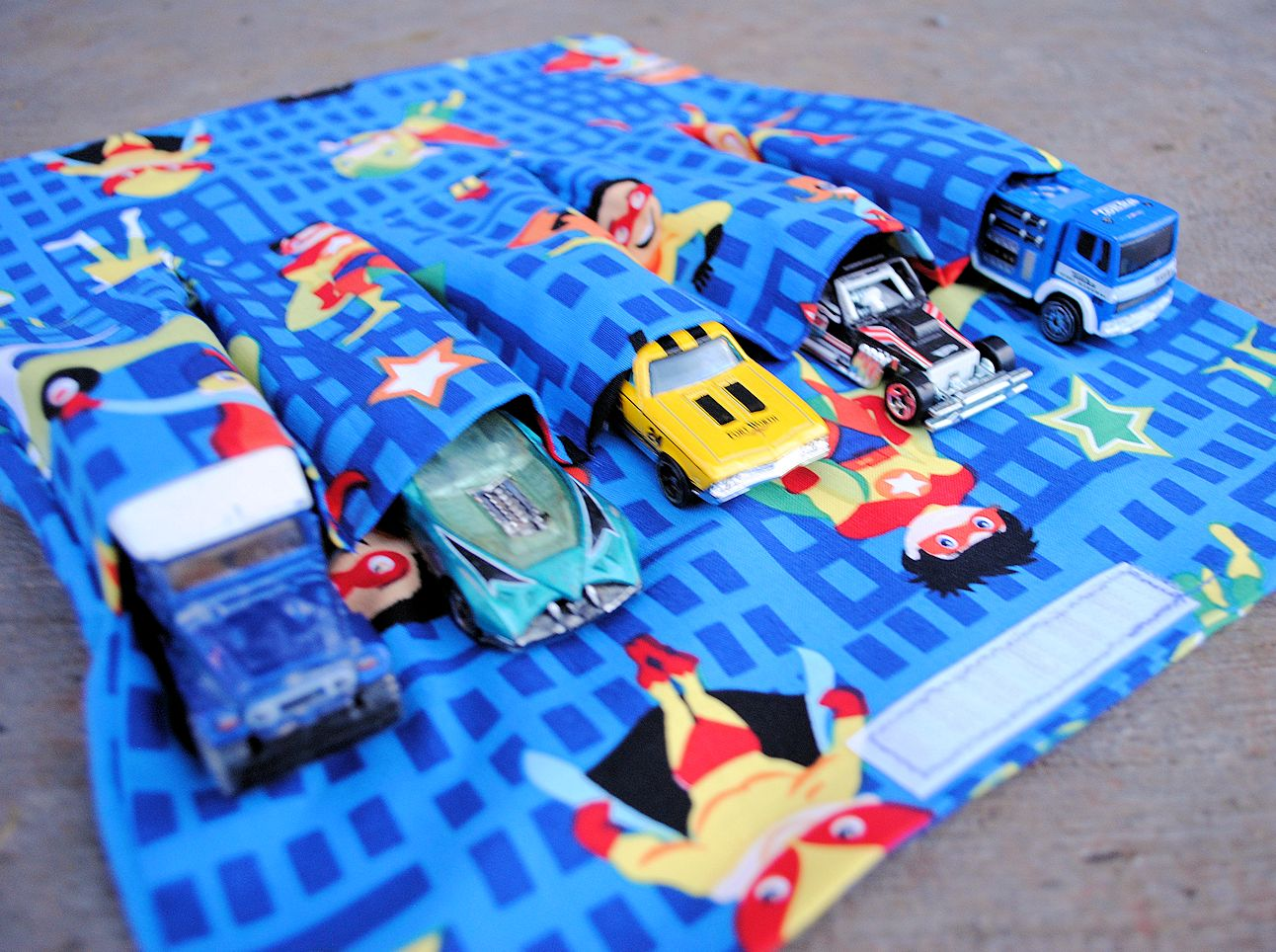 Kids Car Carrier Tutorial Crazy Little Projects