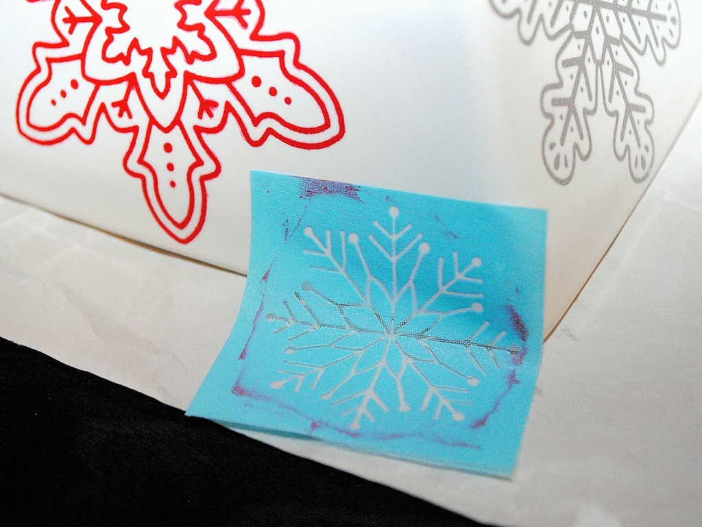 How to silk screen stencil