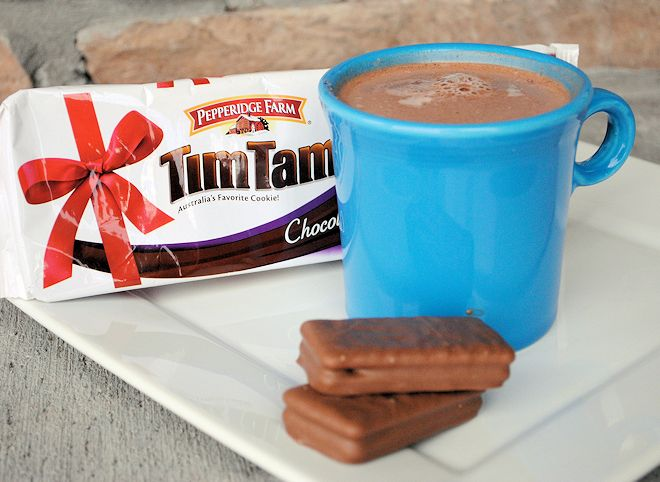 How to do a Tim Tam Slam