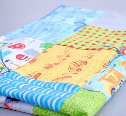 Easy Baby Blanket Patterns to Sew