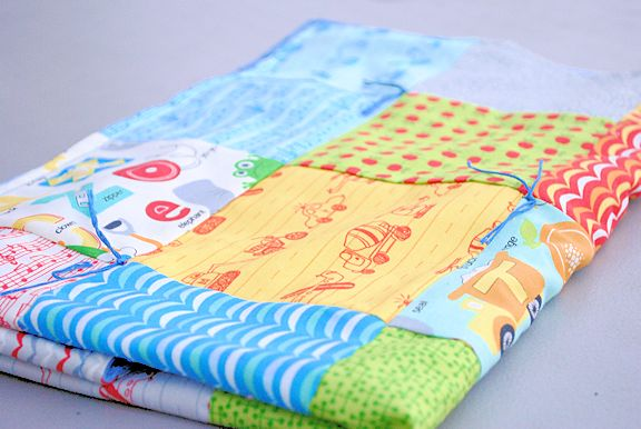 Easy Baby Blanket Patterns