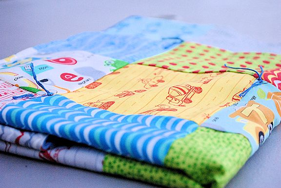 Easy Baby Blanket Patterns To Sew Crazy Little Projects Enchanting Easy Baby Quilt Patterns