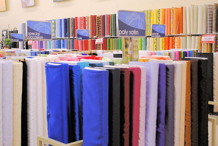 Learn To Sew Series How To Buy Fabric Crazy Little Projects