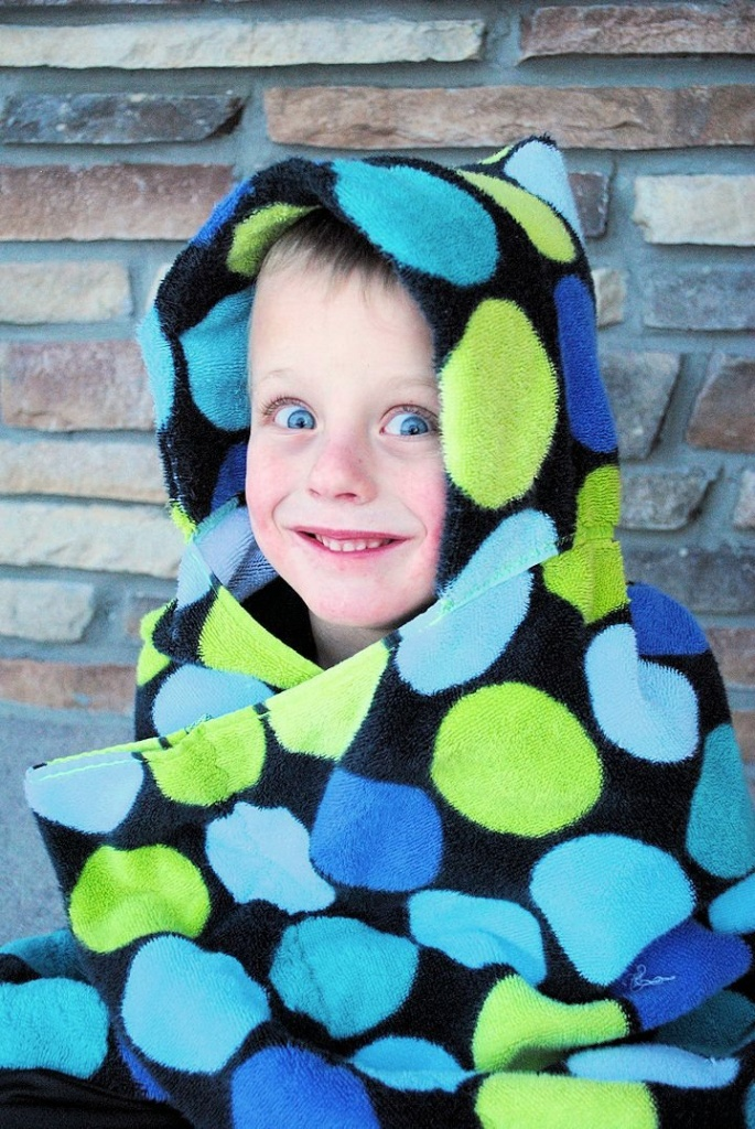 Hooded Towels Pattern