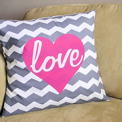 Valentine Throw Pillows