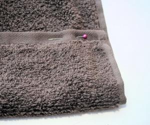 Hooded Towel Pattern