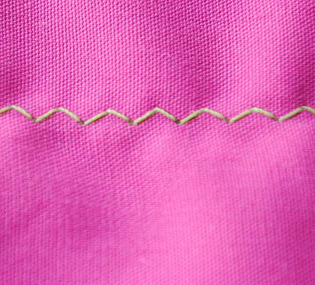 Zigzag in Sewing