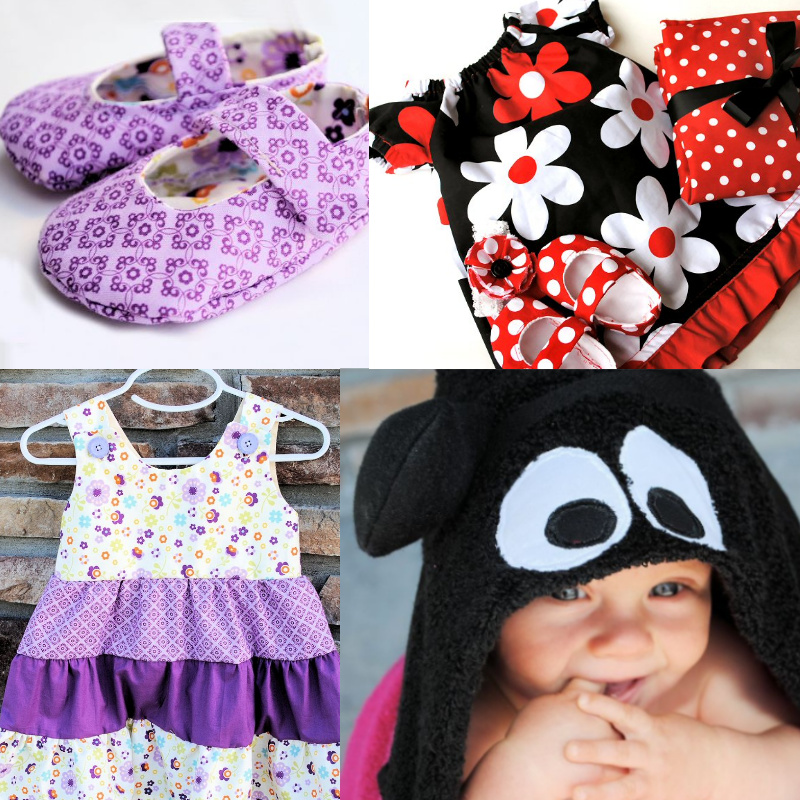 Things to Sew for Girls