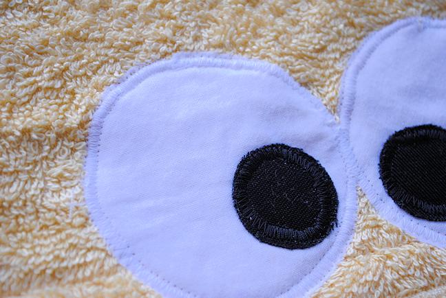Lion towel