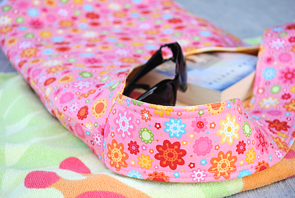 Summertime Beach Bag Tote