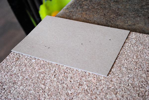 Corkboard