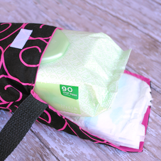Diapers and Wipes Case Pattern