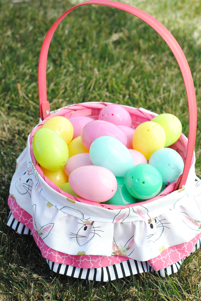 Cute Easter Basket for Girls
