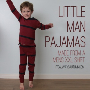Little Man Pajamas