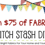 Win a $75 Gift Card to Stitch Stash Diva (Fabric)