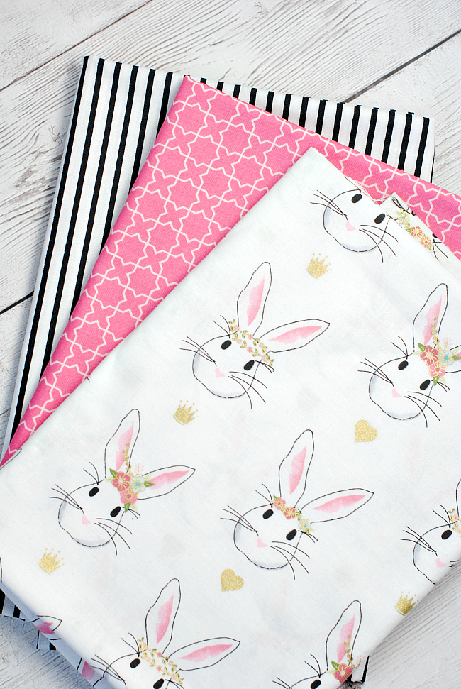 Cute Easter Fabric
